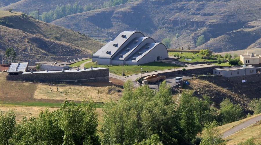Bayburt Baksı Müzesi turu